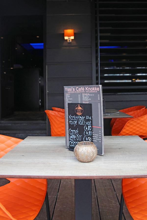Yssi's Café Knokke